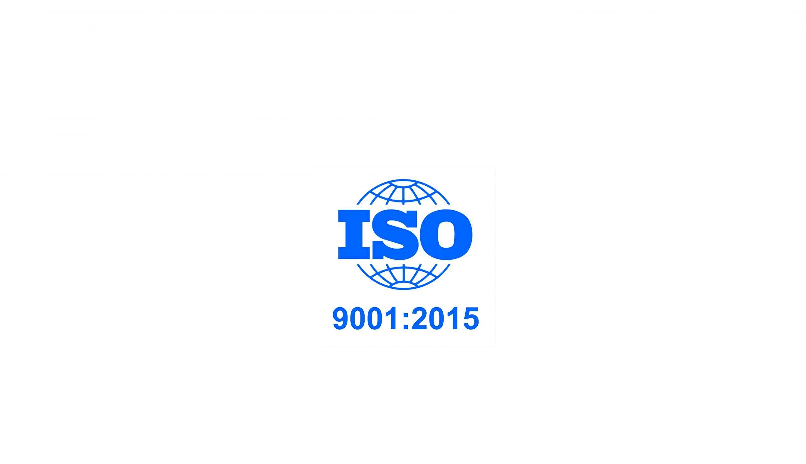 Certyfikat ISO – 02.10.2019 r.