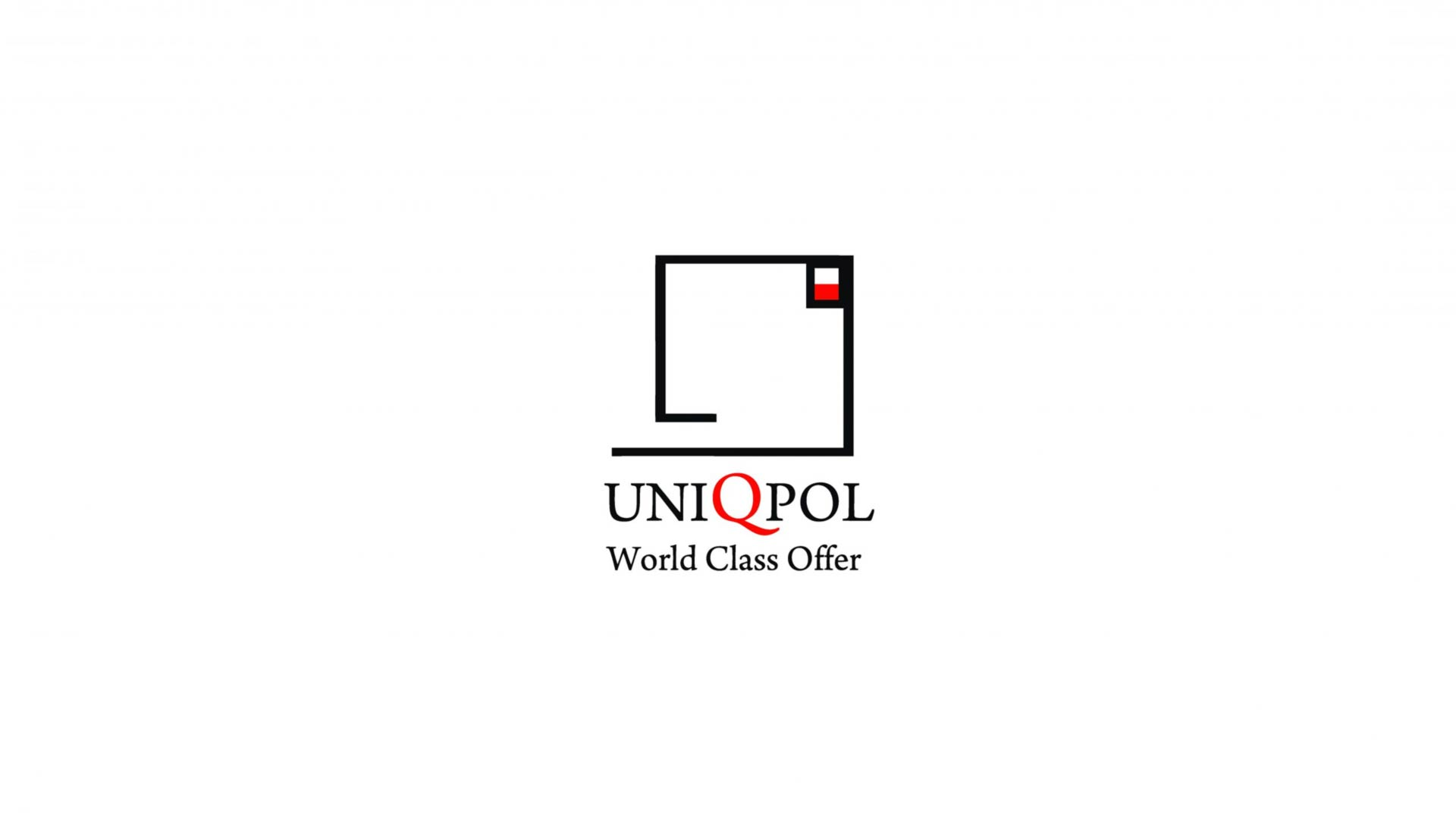 Nagroda UNIQPOL World Class Offer dla iBlockFIRE – 01.03.2020 r.